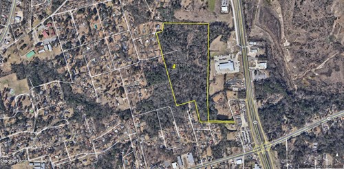 39.93 ACRES DEVELOPABLE LAND INSIDE THE CITY OF LUFKIN TEXAS