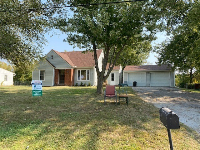 HOME FOR SALE IN MAYSVILLE MO
