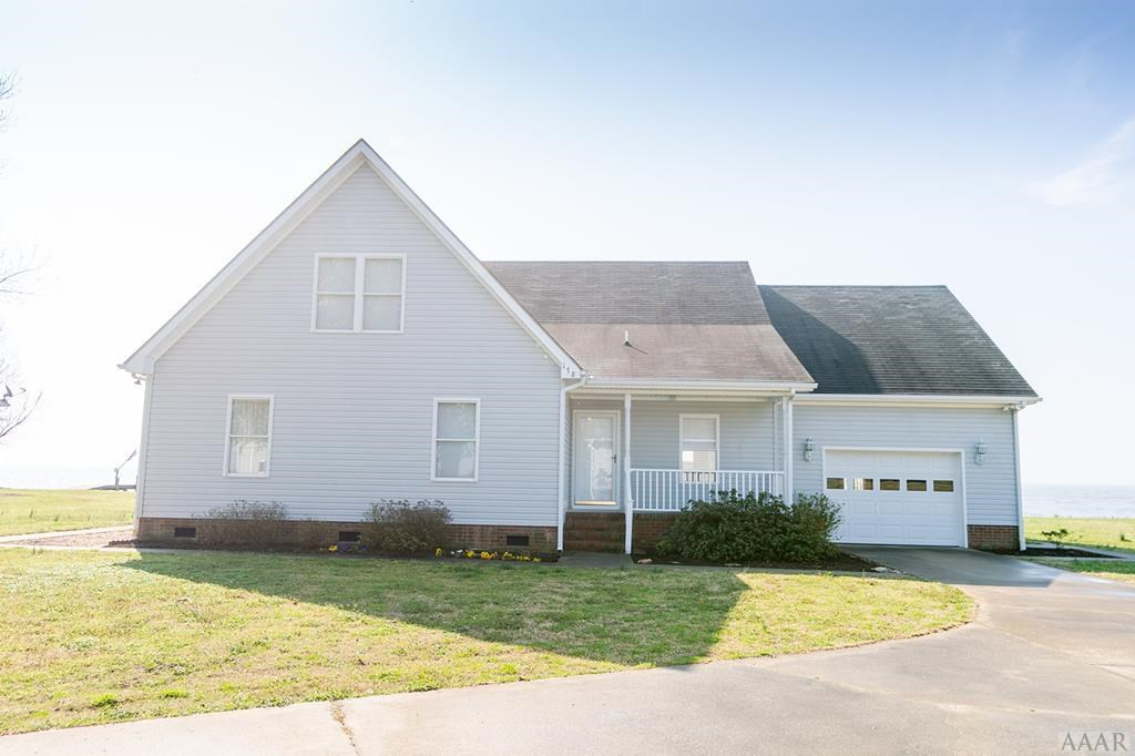 ALBEMARLE SOUNDFRONT HOME FOR SALE