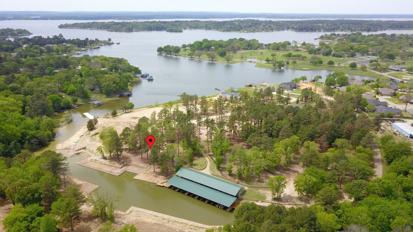 GORGEOUS WATERFRONT LOT FOR SALE  ON LAKE PALESTINE EAST TX