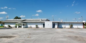 LARGE COMMERCIAL BUILDING FOR LEASE IN WASHINGTON, NC