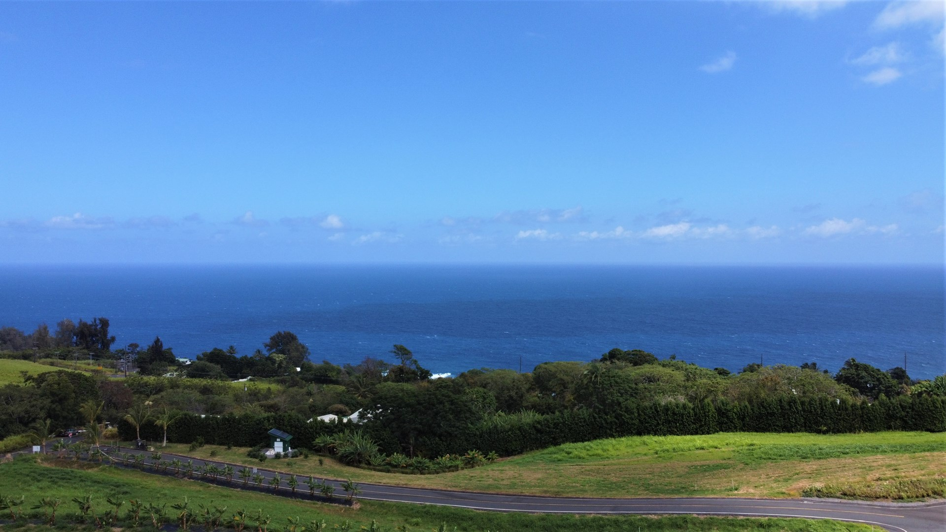 Sustainable Living subdivision Big Island Hawaii, Ocean View