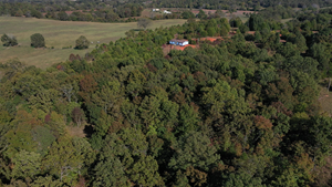 PRIVATE SETTING WITH GORGEOUS VIEWS IN THE OZARK MOUNTAINS