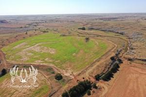 660 ACRES M/L. BARBER COUNTY KANSAS LAND FOR SALE