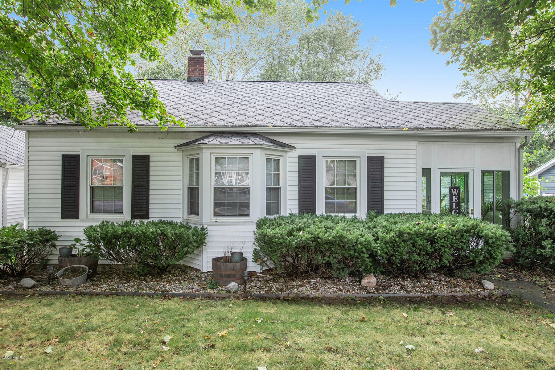 Updated and attractive Westwood Cape Cod home in Kalamazoo