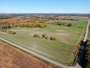 80 ACRES OF TILLABLE AND HUNTING LAND IN MARQUETTE COUNTY WI