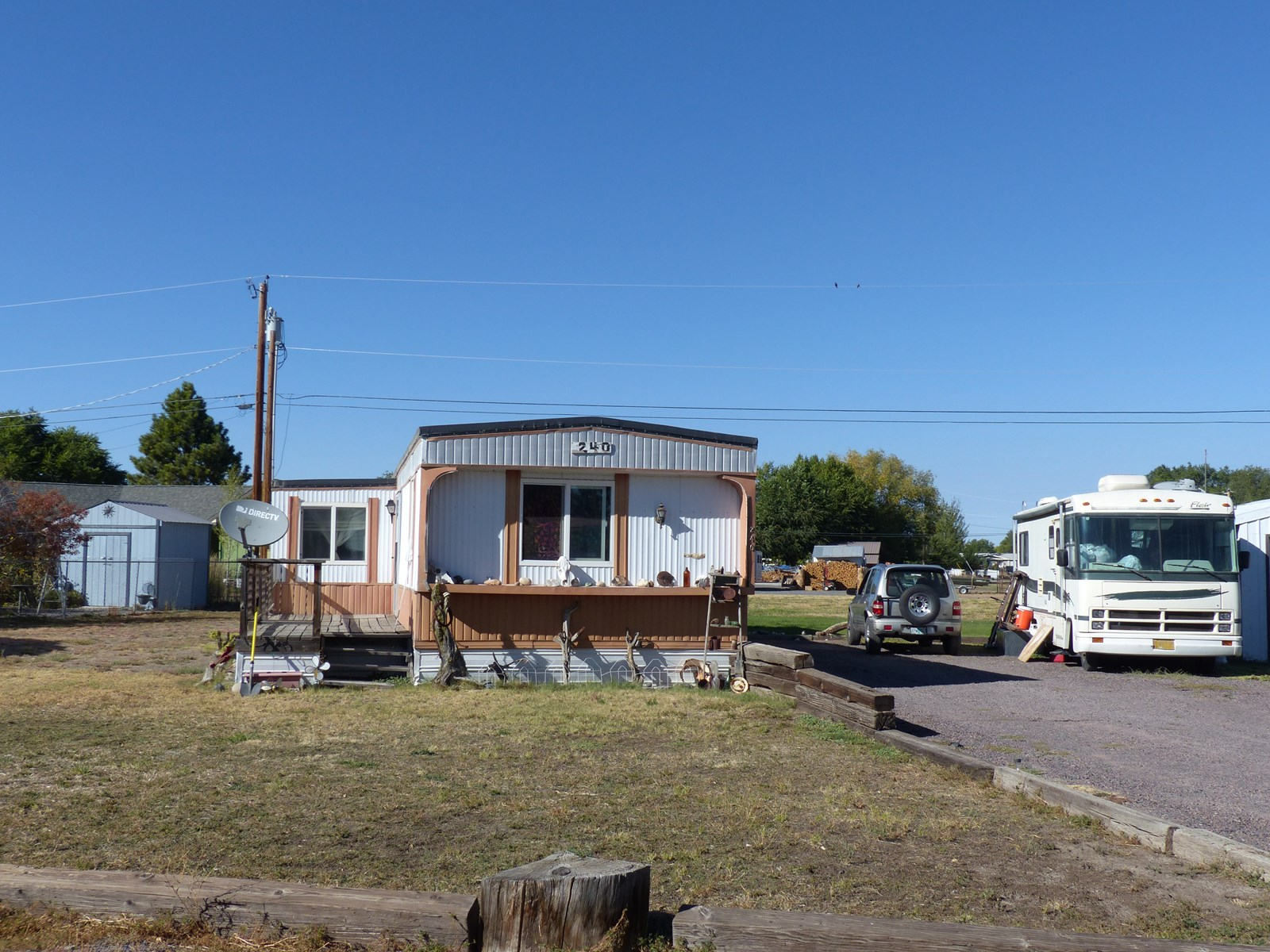 GREAT FIXER - 3 BD, 2 BTH SINGLE WIDE
