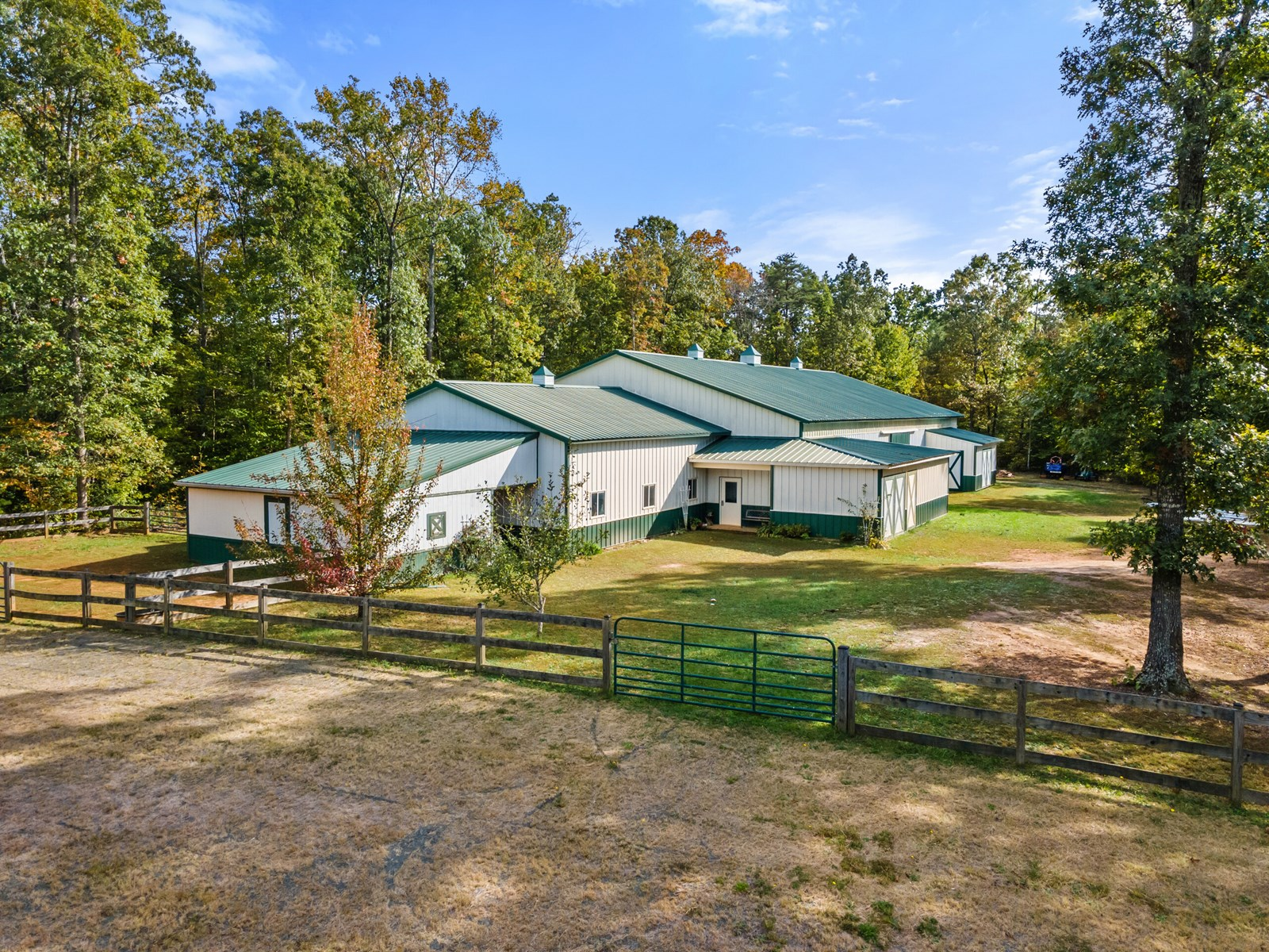 Horse Farm In Northern VA