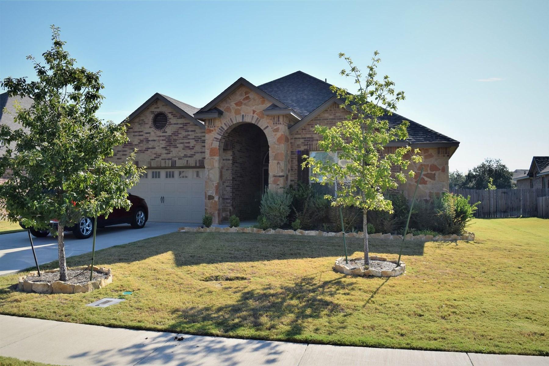 Waco Texas McLennan County Central Texas Home for Sale