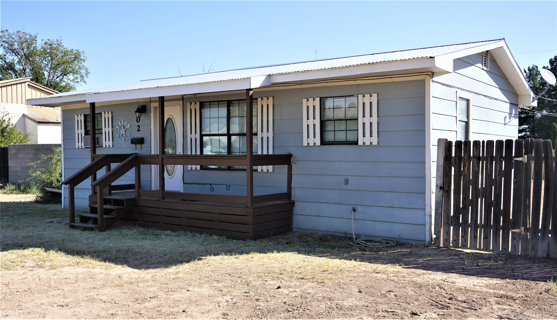 ADORABLE 2BR HOME FOR SALE IN FORT STOCKTON, TX