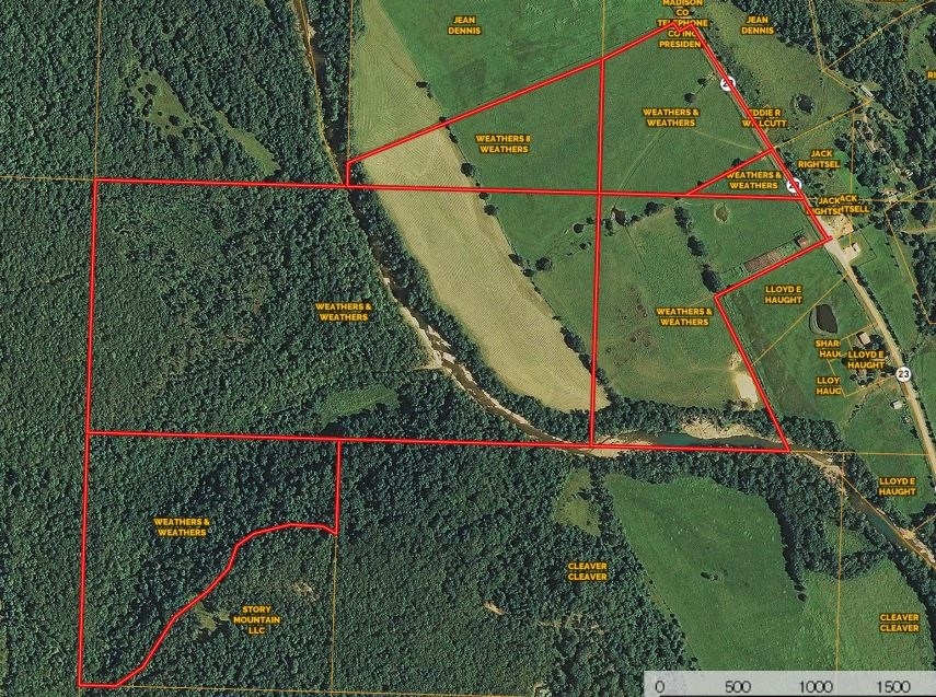 165 Acre Farm For Sale Witter Arkansas