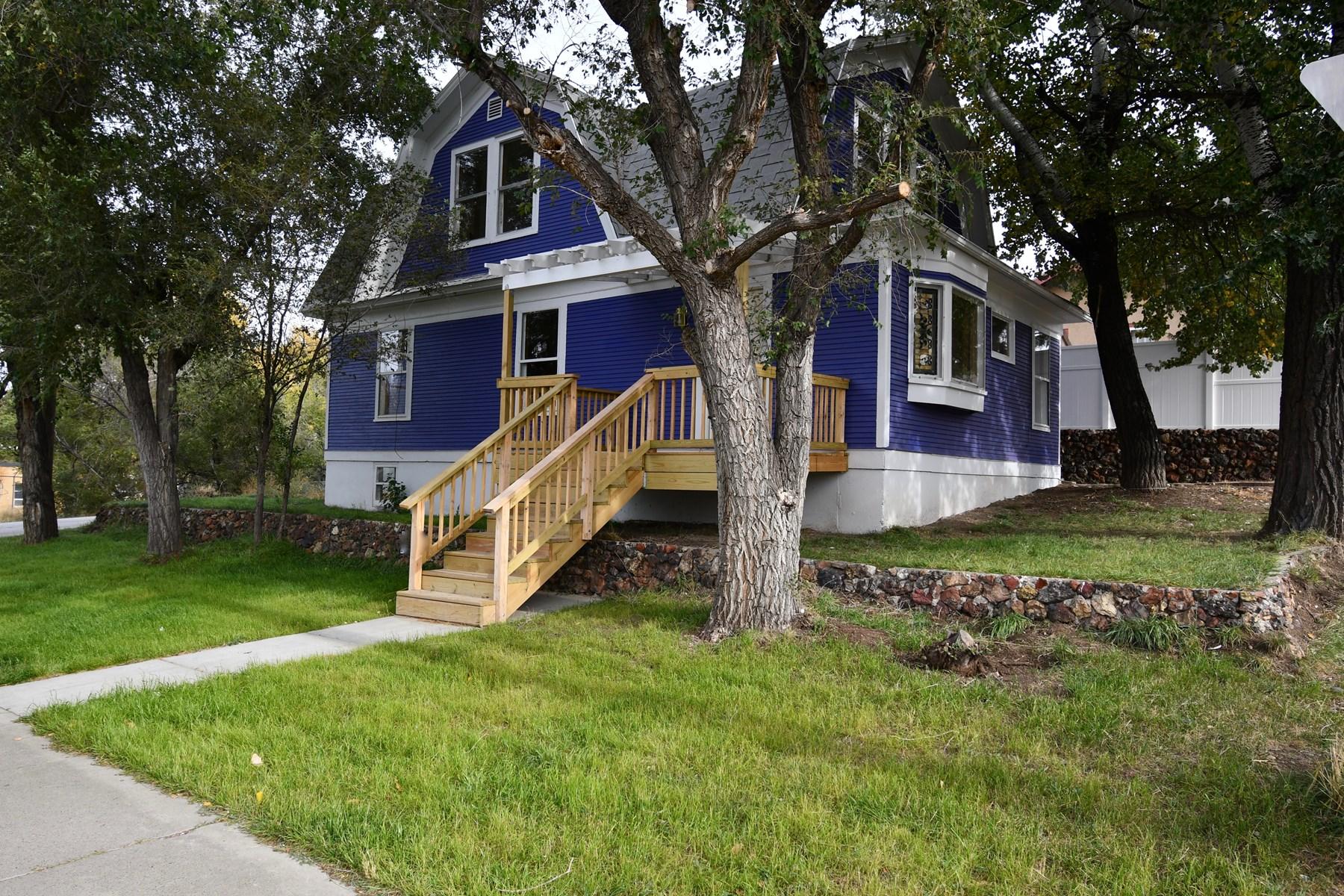 Historic Home For Sale in Glendive, MT