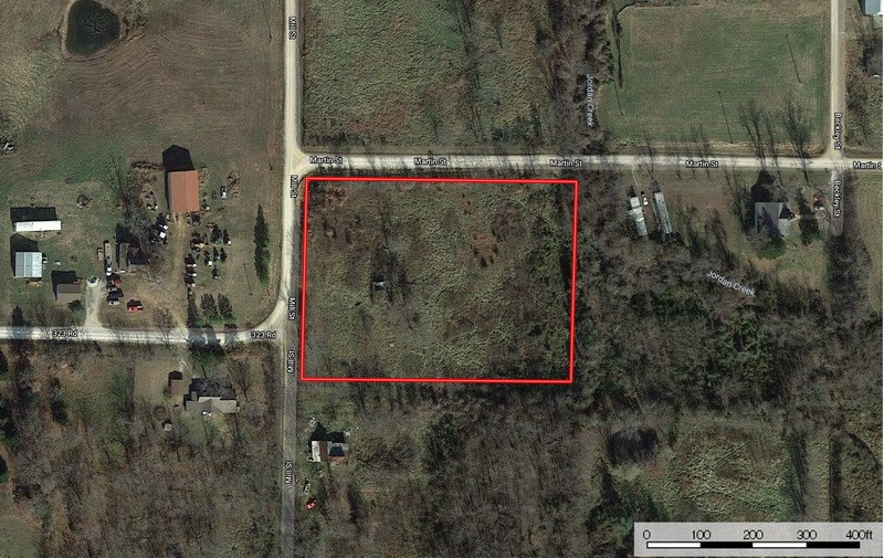 2.76 Acres with Utilities Present