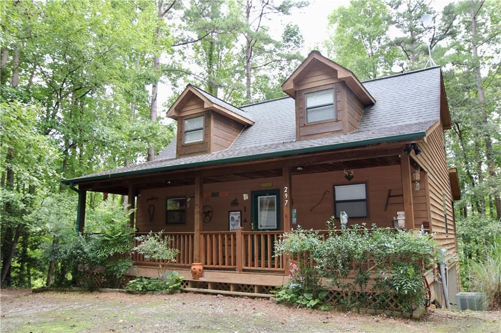 Cabin for Sale in Union County | Waterfront Property