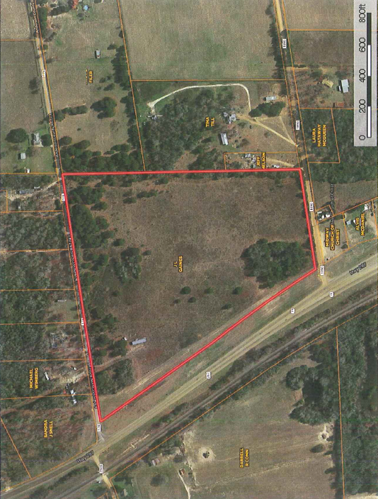 27 ACRES FOR SALE IN HOUSTON COUNTY