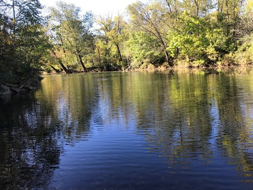 Arkansas Hunting&Recreational Land w/River Frontage For Sale
