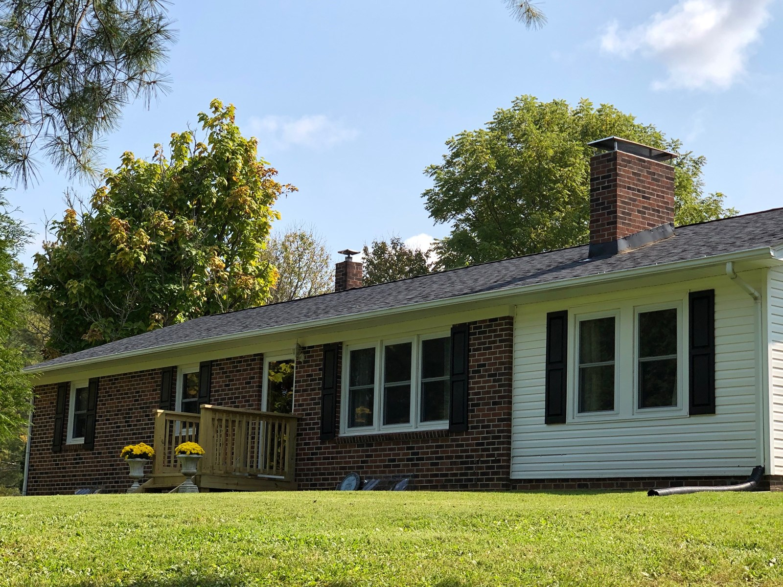 Brick Ranch for Sale in Floyd VA