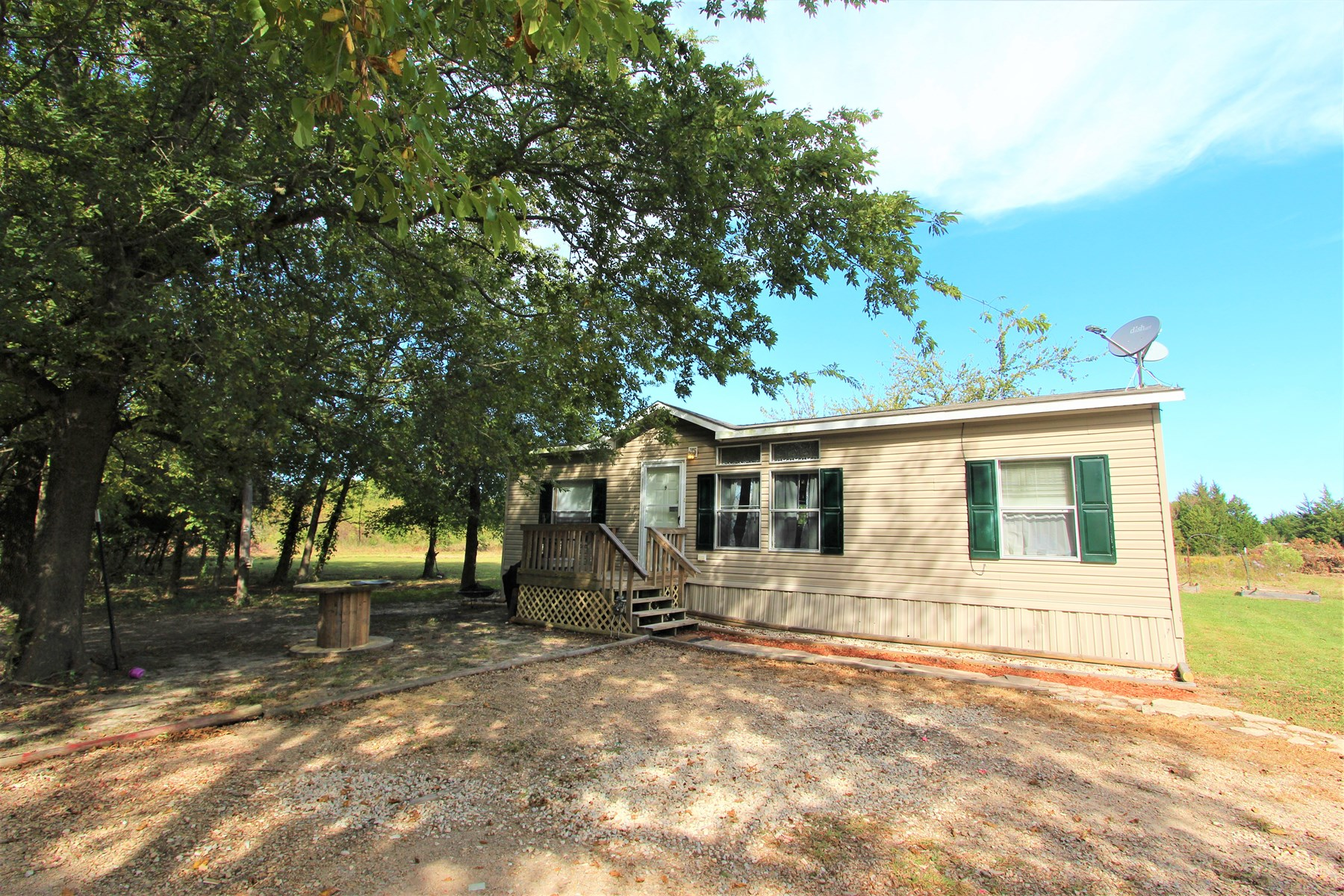 Country Home For Sale Paris Texas Lamar County