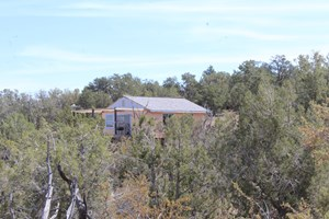 AVAILABLE: MOUNTAIN CABIN TO FINISH FOR SALE , SELIGMAN AZ