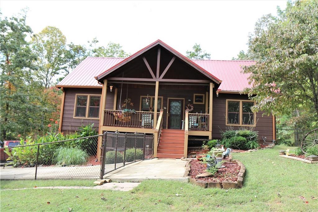 Mountain Cabin for Sale in Ellijay