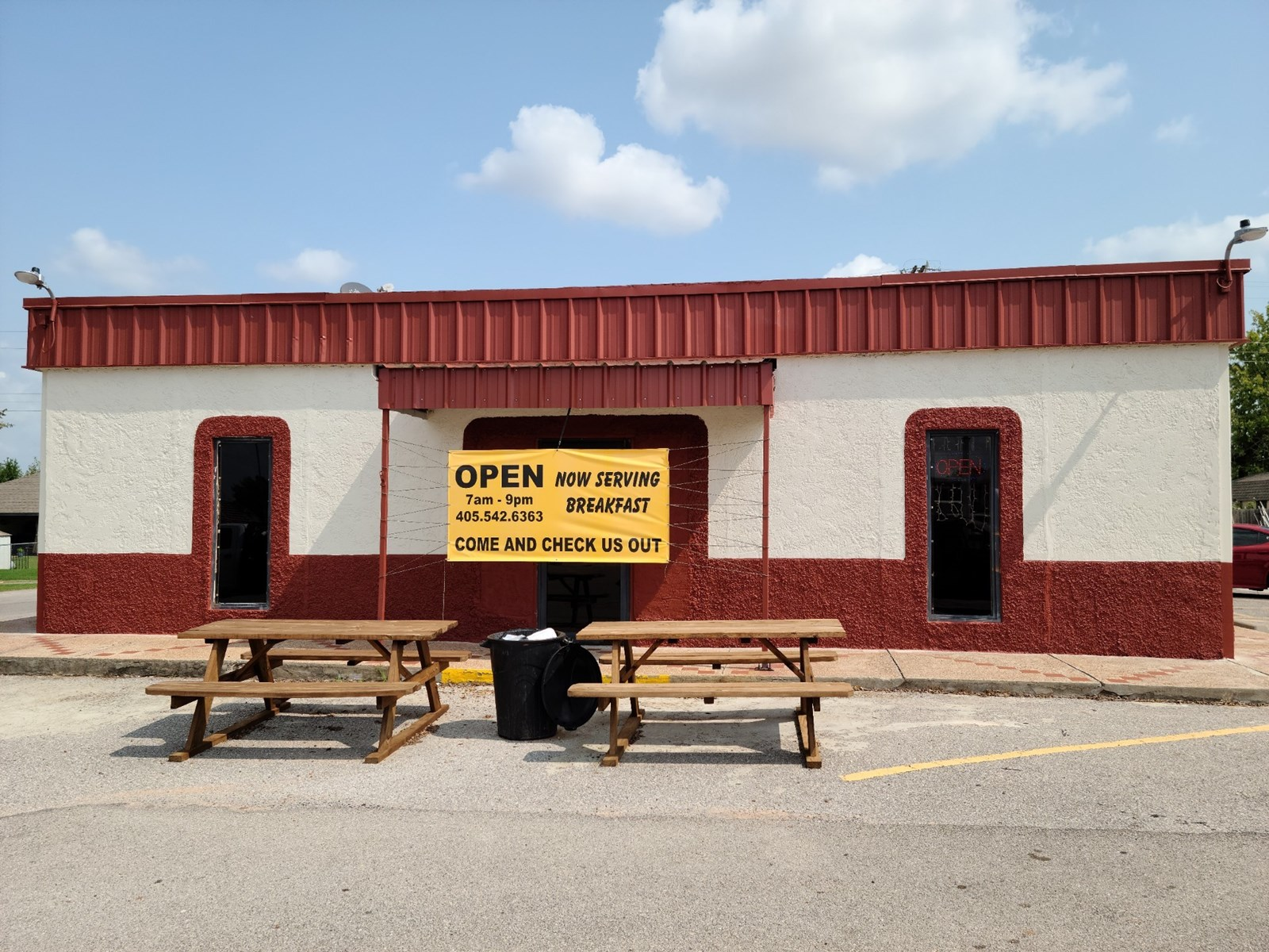 Caddo County, OK | Restaurant & Convenience Store For Sale