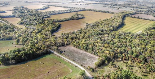 Invest in Kansas Farm Land with Income and Whitetail Hunting