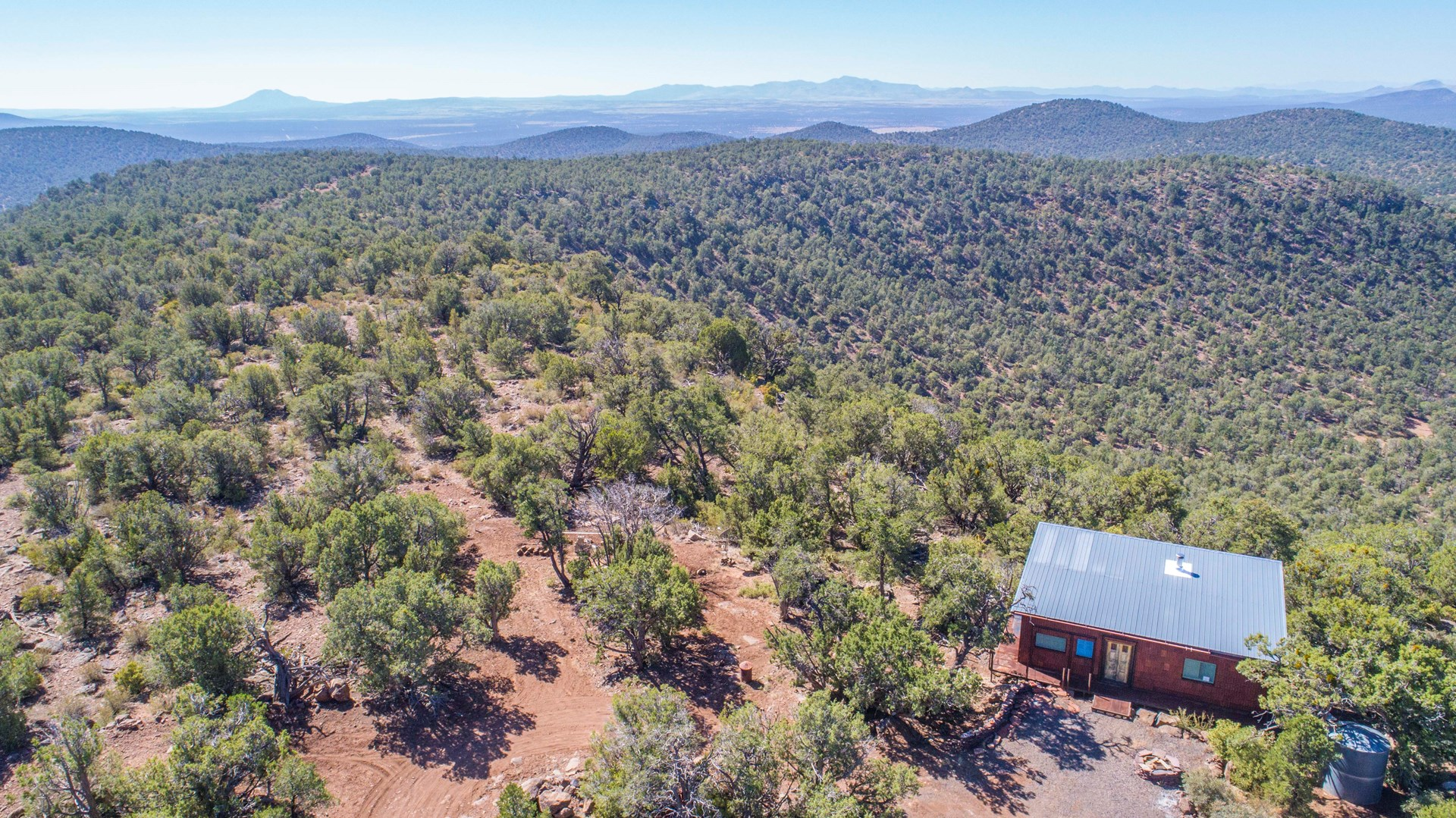 Owner Financing Cabin on Acreage in Northern AZ