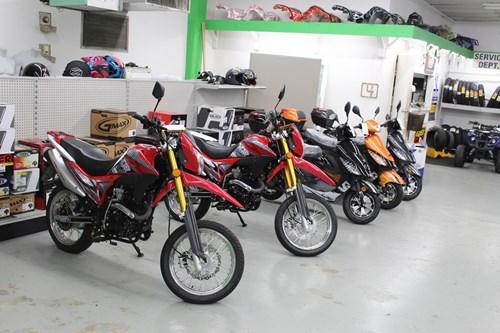 Online Liquidation Auction of Star Motorbike & ATV