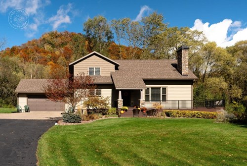 Private Driftless Retreat on 85 acres Vernon County WI