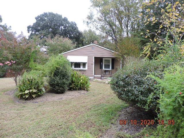 Semi Updated Starter Home in Danville, VA