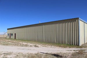 ESTANCIA, NEW MEXICO OPPORTUNITY COMMERCIAL GREENHOUSE