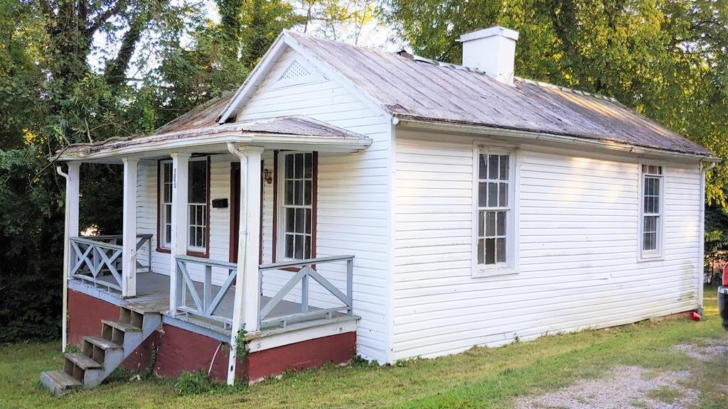 Investment Property: Danville, VA