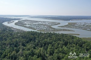 BEAUFORT - LADY'S ISLAND WATERFRONT ACREAGE
