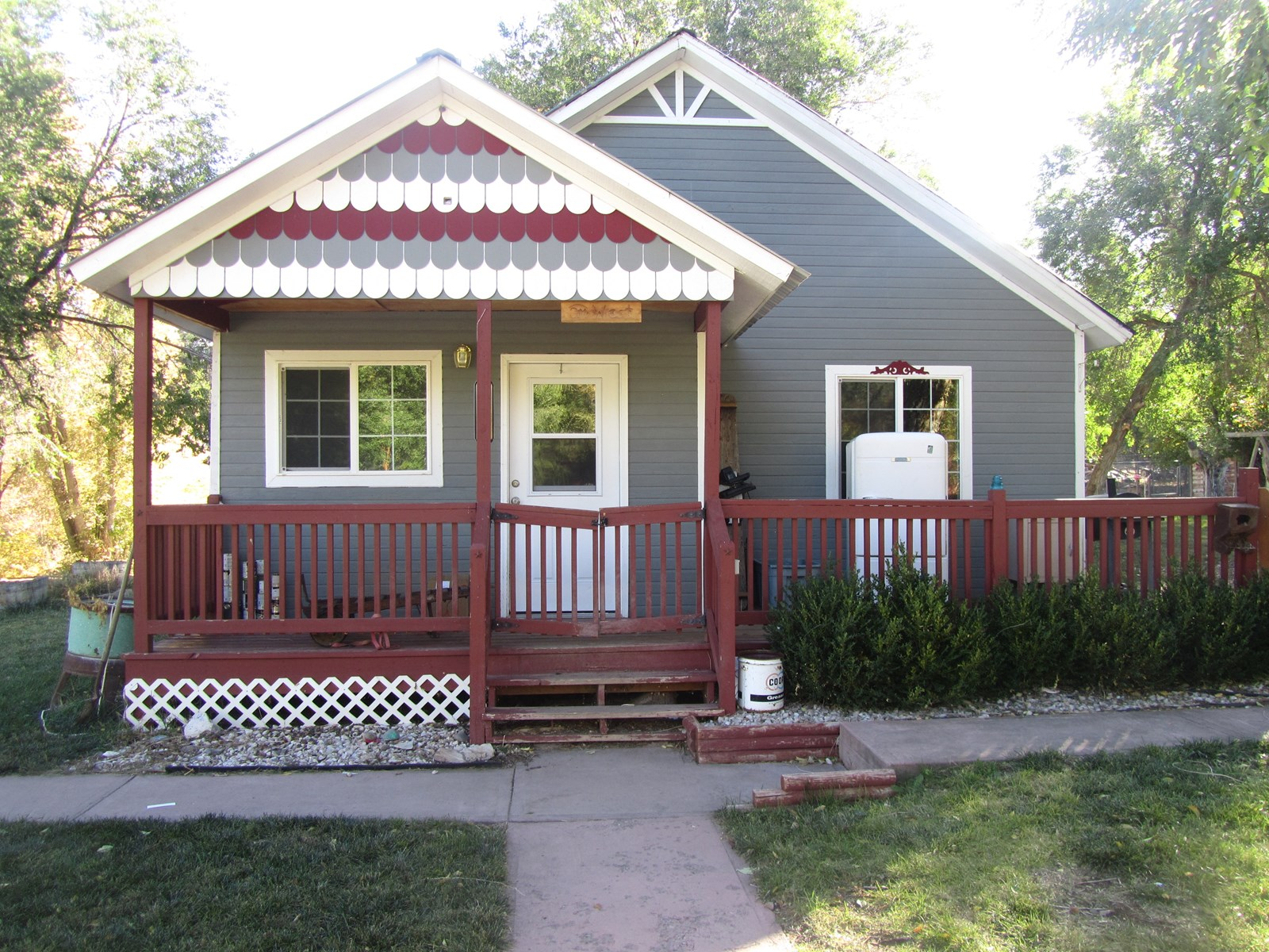 Country Home with Workshop For Sale in Colorado