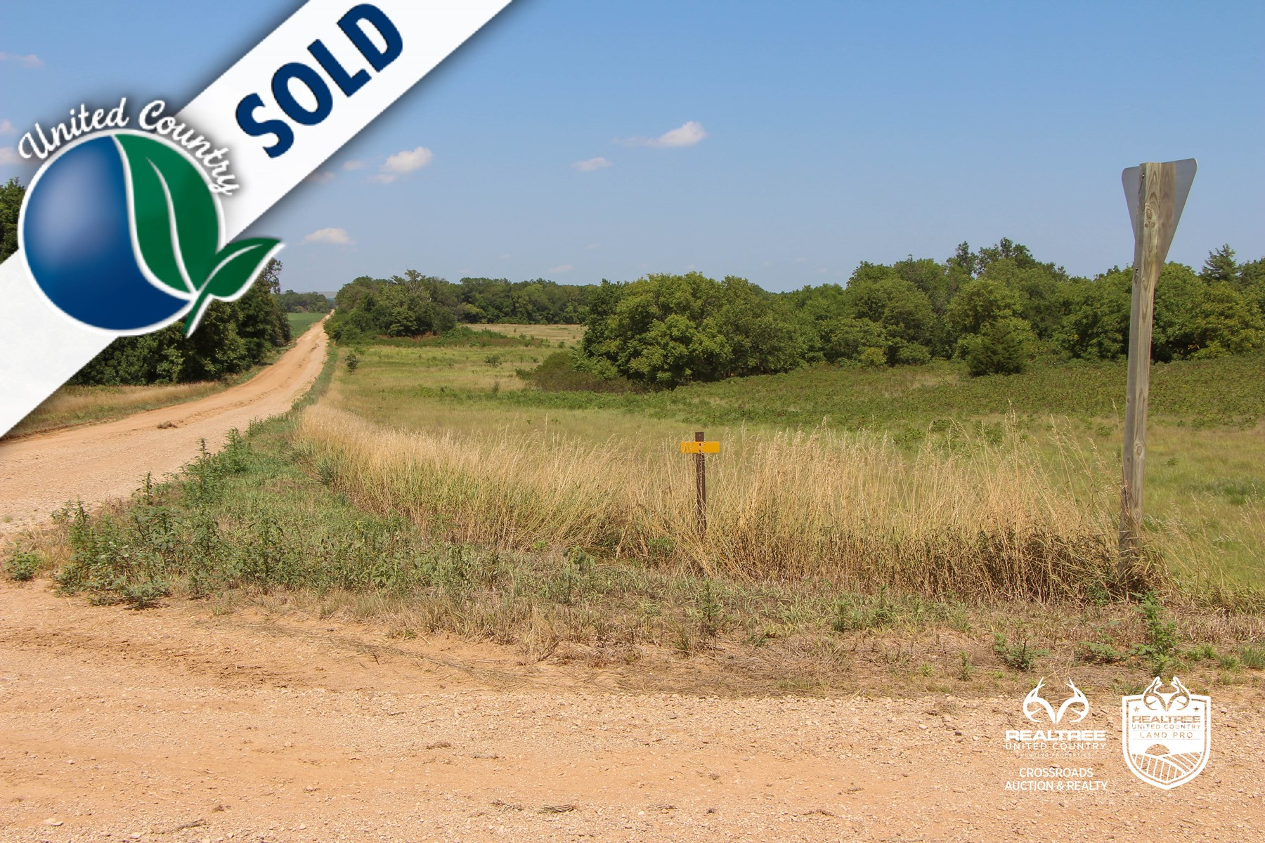 Hunting / CRP Land For Sale in Lincoln County Kansas