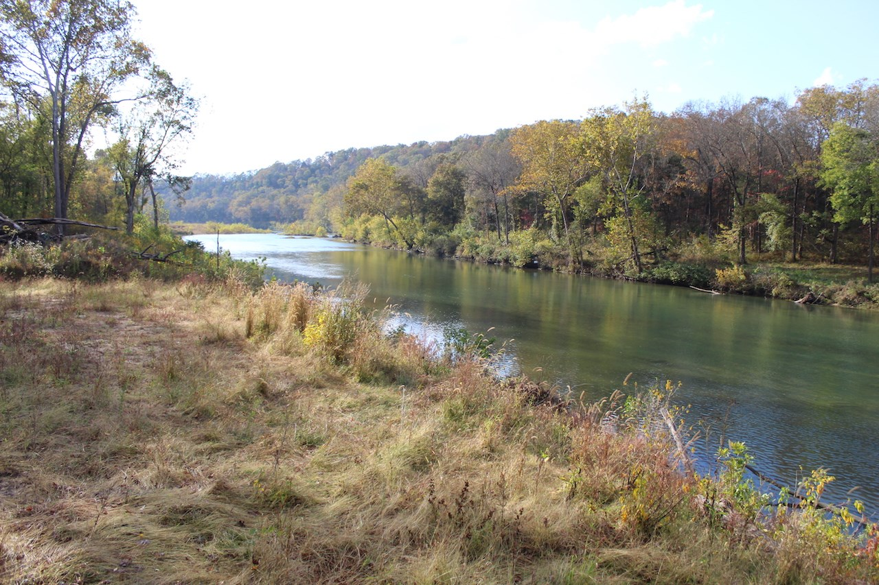 River Front Property in the Missouri Ozarks