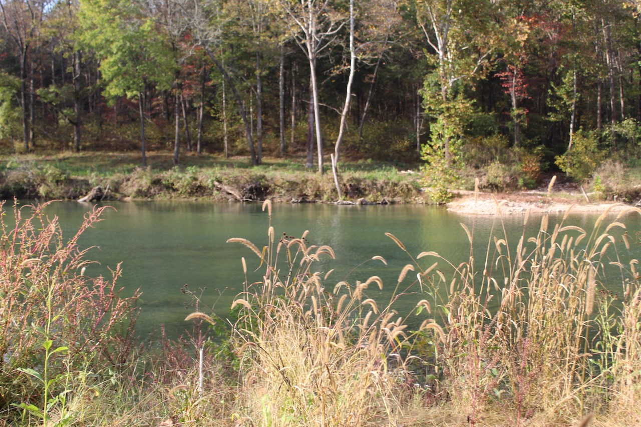 River Front - Fishing Land for Sale in South Missouri