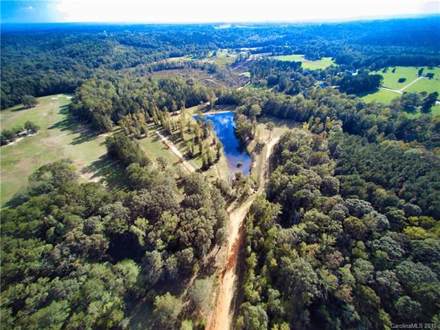 Acreage With Lake For Auction in Chesterfield SC