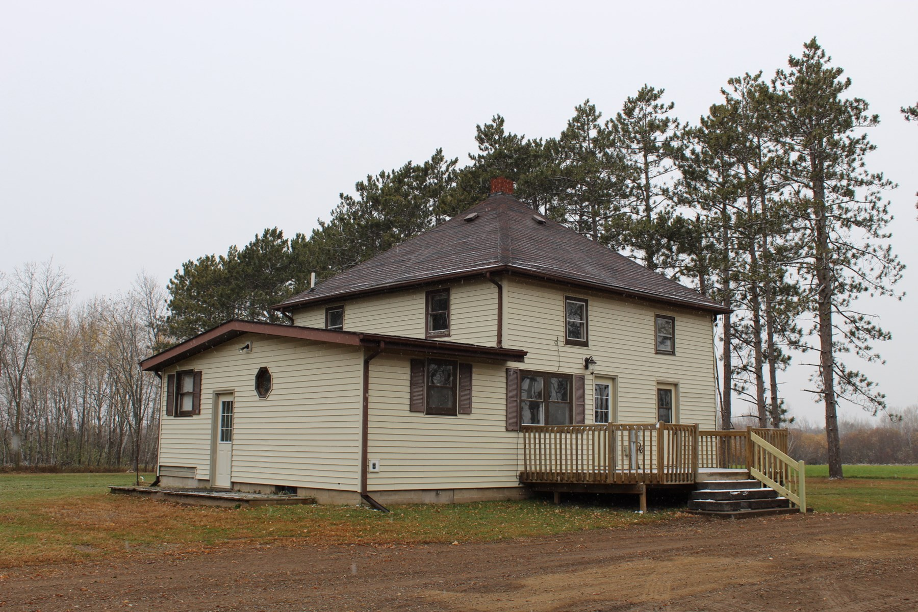 Milaca 5 Acre Country Home for Sale