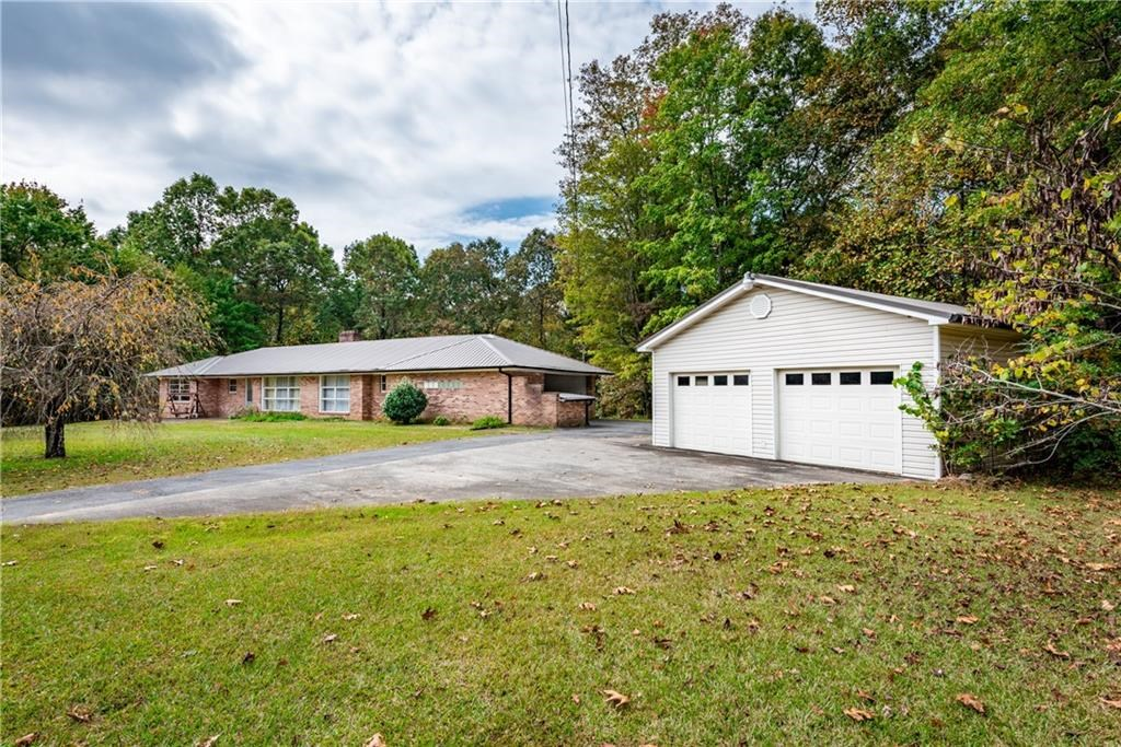 Home with Acreage for Sale in Ellijay