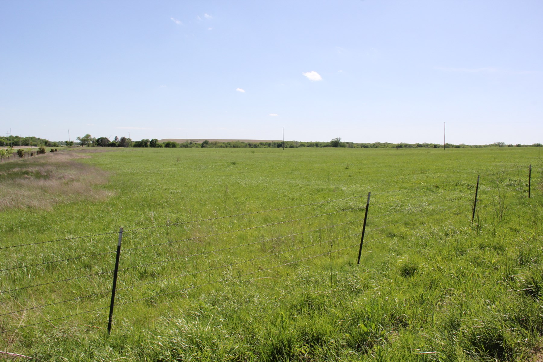 Greenwood County, Kansas Land For Sale Hamilton Kansas