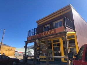 HISTORIC BENT ELBOW RESTAURANT AND HOTEL, SILVERTON CO