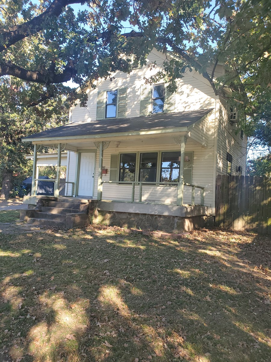 McAlester Home For Sale In Town