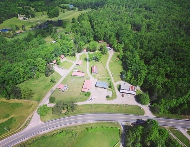 Big South Fork Lodge & Horse Campground For Sale