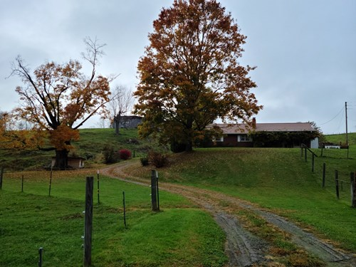 Mini Farm in the Country, Chilhowie, VA!