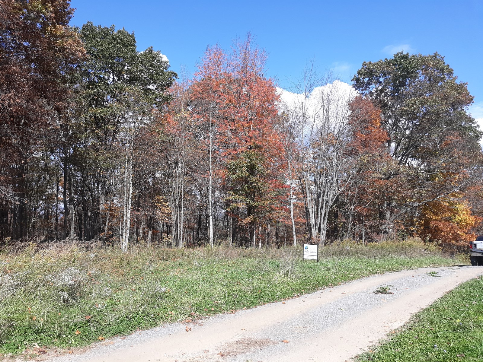 Building Lot for Sale Located Minutes from Town of Floyd VA