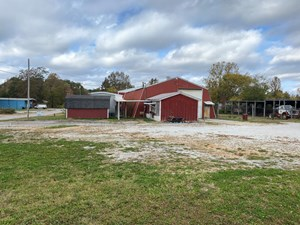 COMMERCIAL PROPERTY FOR SALE IN LAWRENCEBURG TENNESSEE