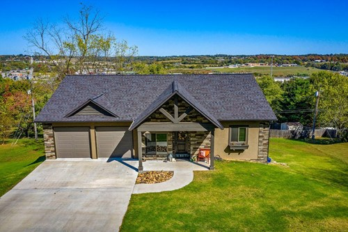 New Contemporary Home in Speer Heights Subdivision Harrison