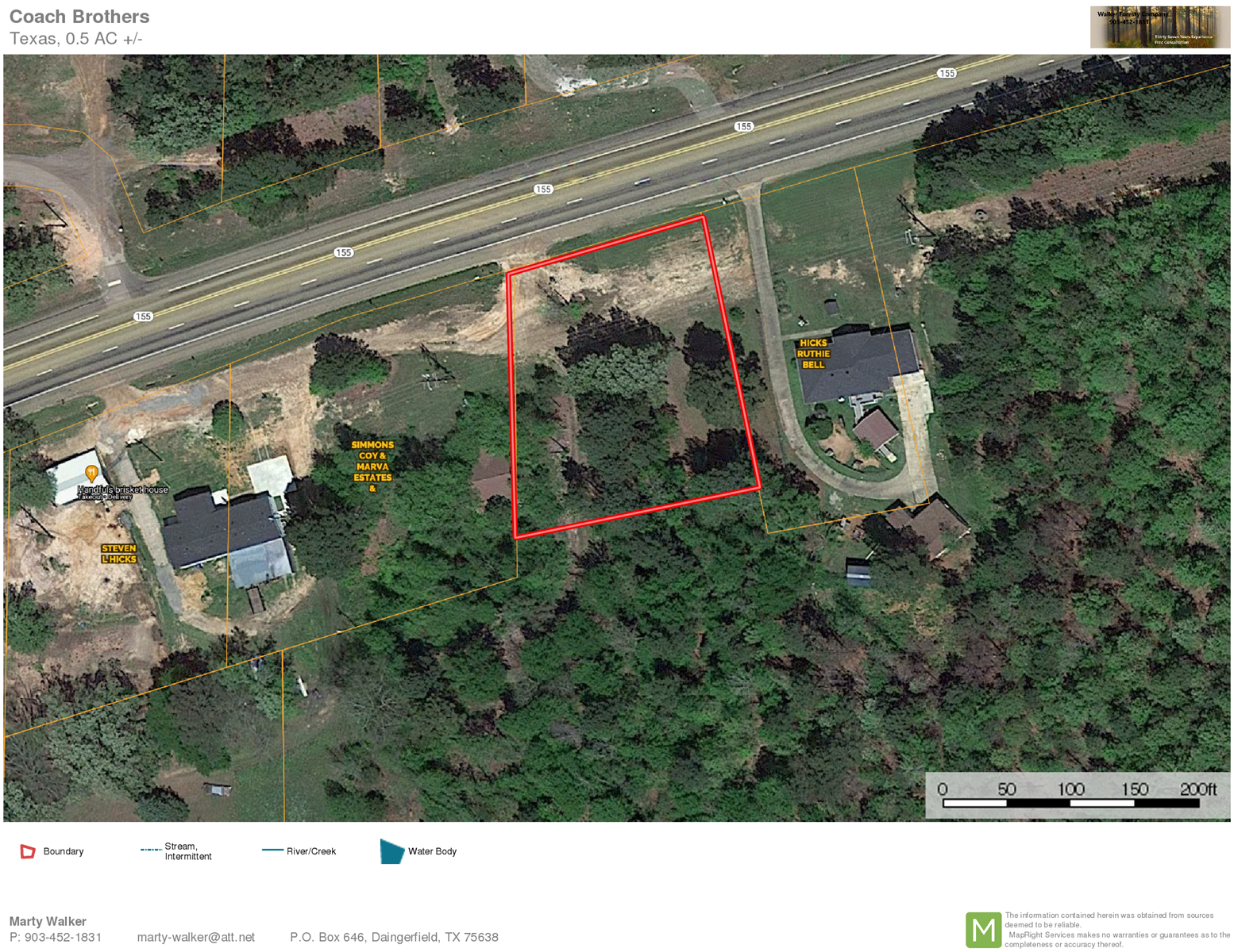 Unrestricted Lot For Sale