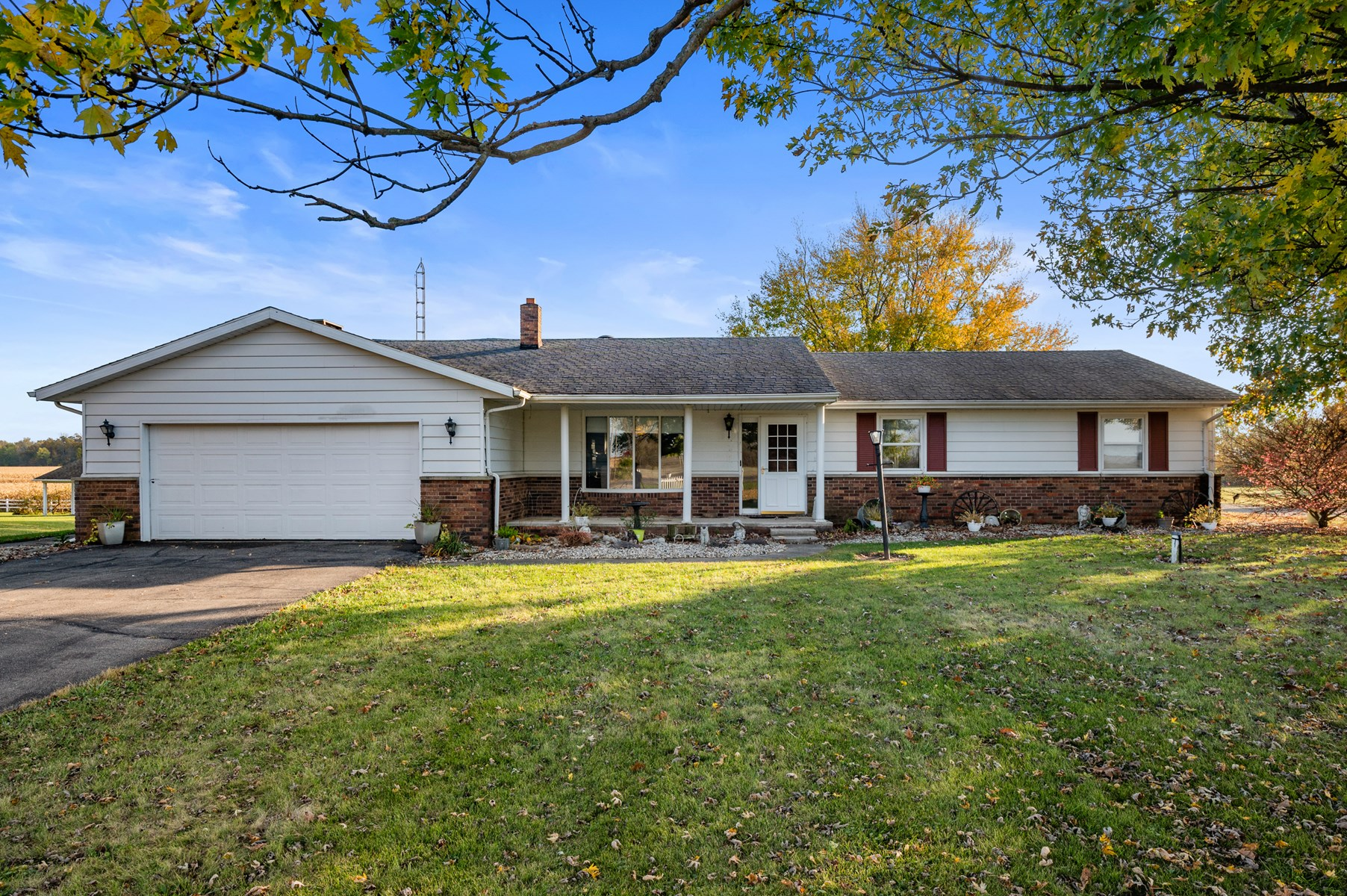 Country Home for Sale Redkey, IN